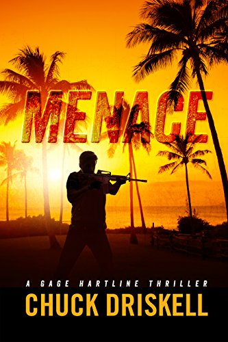 『Menace - A Gage Hartline Thriller (#5) (English Edition)』のトップ画像