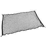 ハスラー ラゲッジネット トランクネット ブラック 120cm×70cm