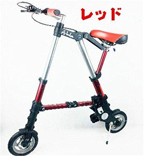 a型bike 折り畳み自転車 8インチ 10インチ 小径 駅通...