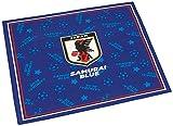 スケーター 子供用 お弁当クロス 43×43cm Jfa(侍ブルー) サッカー日本代表 日本製 KB4
