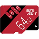 AEGO 64gb Micro sd Card Switch sd Card Nintendo Switch Memory Card Nintendo Switch sd Card UHS-1 microSD Memory Card Class 10