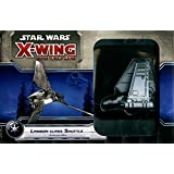 Fantasy Flight Games SWX13 Star Wars X-Wing Miniatures Game: Lambda-class Shuttle Expansion Pack Board Game