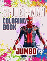 Spider-Man Coloring Book: Super Fun Coloring Book For Kids and Adults