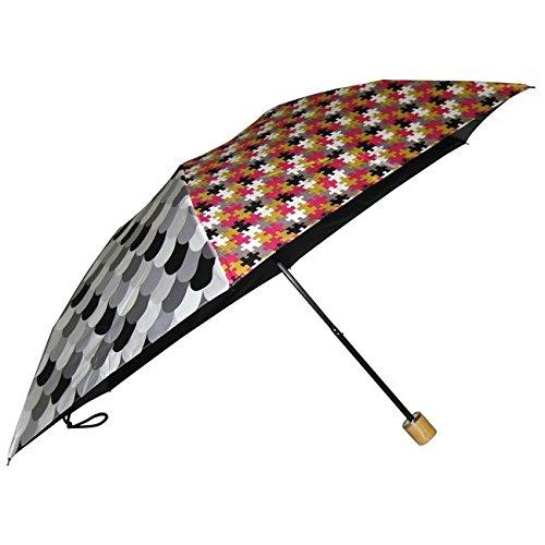 プラスリング 晴雨兼用傘(折りたたみ) 53cm Sサイズ coco type-506