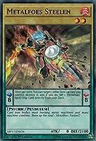 Yugioh 1st Ed Metalfoes Steelen MP17-EN076 Common 1st Edition Mega Pack 2017 Cards