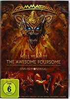 Hell Yeah: Awesome Foursome [DVD] [Import]