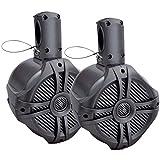 Best POWER ACOUSTIKオーディオ - 電源Acoustik MWT 65t marine-grade 6.5500-watt Wakeタワーエンクロージャ&スピーカーシステム(チタン) 電化製品 Review
