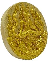 タイジュエリーAmulets boromaa Kroo Phor Bhoo Hermit / LUesI Narot by Luang Phu Nong
