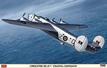 ハセガワ 1/72 イギリス空軍 リベレーター Mk.3/5 コースタルコマンド プラモデル 02241