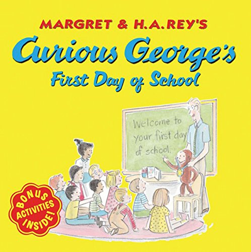 Curious George's First Day of Schoolの詳細を見る
