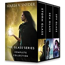 The Glass Series Complete Collection: Storm Glass\Sea Glass\Spy Glass (The Chronicles of Ixia)