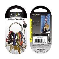 NITEIZE(ナイトアイズ) KeyRing ステンレスシルバー