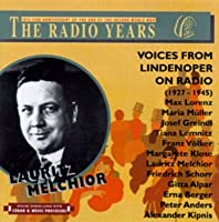 Vocies From Lindenoper on Radio (1927 - 1945)