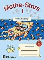 Mathe-Stars 1. Schuljahr - Zahlenraum bis 10 - Uebungsheft