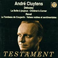 Children's Corner / Boite a Joujoux by DEBUSSY & RAVEL (2002-02-25)