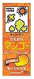 キッコーマン飲料 豆乳飲料 マンゴー 200ml×18本
