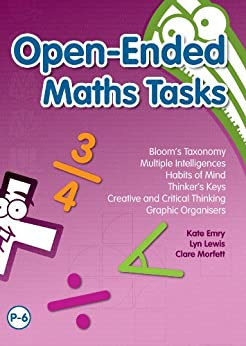 Open-Ended Maths Tasks by [Morfett, Clare, Emry, Kate, Lewis, Lyn]