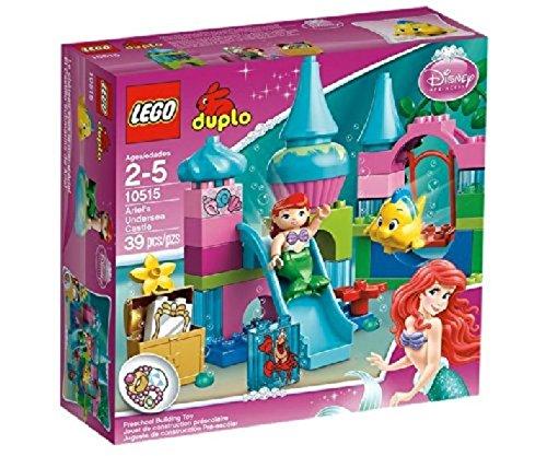 レゴ (LEGO) デュプロ アリエルの海のお城 10515