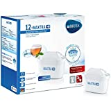 (Pack of 12) - BRITA MAXTRA+ Water Filter Cartridges - Pack of 12 (EU Version)