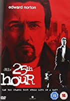 25th Hour [DVD]