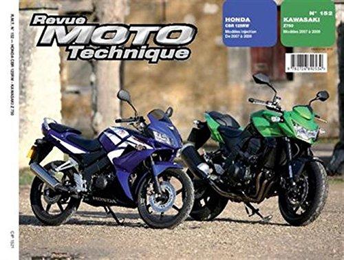 Rmt 152.1 Kawazaki Z750 07+09+Honda Cbr125r 2007->09