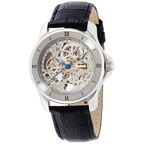 [アルカフトゥーラ]ARCA FUTURA 腕時計 自動巻き 297SKBK メンズ
