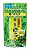 「伊藤園 味の太鼓判 特上蒸し緑茶 500 煎茶 100g」のサムネイル画像