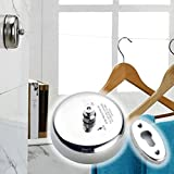 ZooooM ものほし ロープ 壁掛け タイプ 洗濯 部屋 干し 物干し ハンガー 室内用 日用品 便利 グッズ ZM-HOSIMO