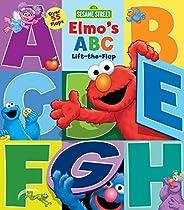 Sesame Street: Elmo's ABC Lift-The-Flap