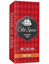 Old Spice Aftershave Musk 150 ml by Old Spice