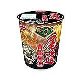 エースコック タテ型 飲み干す一杯 尾道 背脂醤油ラーメン 69g×12個入り (1ケース)