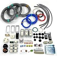 モズシリーズ 第二種電気工事士技能試験セット 電線と器具3の1(さんのいち) 電線3回分と器具のセット