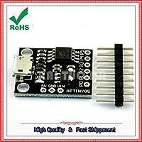 ミニATTINY85ミニミニUSBマイクロコントローラ開発ボード超小型モジュール