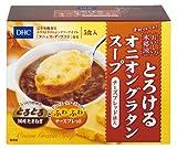 DHCとろけるオニオングラタンスープ チーズブレッド添え