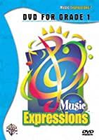 Music Expressions Grade 1 [DVD]