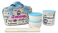 オーエスケー ドラえもん I'm Doraemon ステンレス保温ランチボックス ランチバッグ付 SW-5