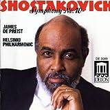 Shostakovich: Symphony No. 10, Festive Overture (2013-05-03)
