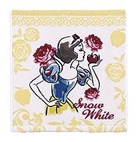 丸眞 ハンドタオル ディズニー プリンセス 白雪姫 約34×36cm ドリーミーホワイト 0644118400