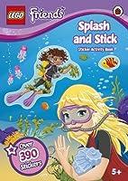 LEGO Friends: Splash & Stick Sticker Activity Book