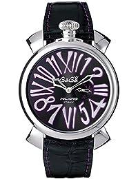 ガガミラノ GAGA MILANO 腕時計 5084.1 レザーベルト [並行輸入品]