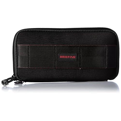 [ブリーフィング] 財布 QL ROUND WALLET L BRF381219 10 BLACK