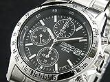 セイコー SEIKO クロノグラフ 腕時計 SND367[並行輸入]