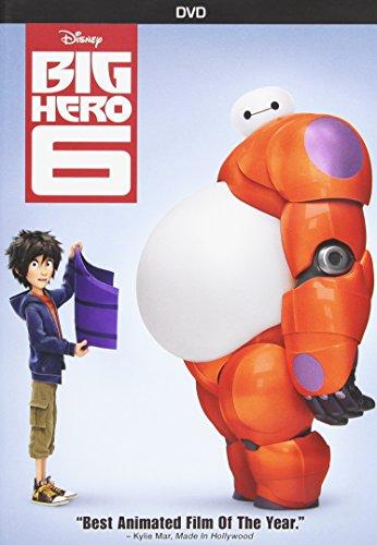 ベイマックス 北米版 / Big Hero 6 [DVD][Import]