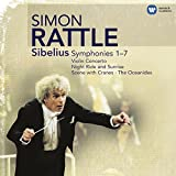 Simon Rattle Complete Sibelius Symphonies 1-7