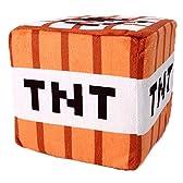 Minecraft(マインクラフト)エンダーマン TNT クッション 抱き枕 ぬいぐるみ コスプレ道具 (20cm)