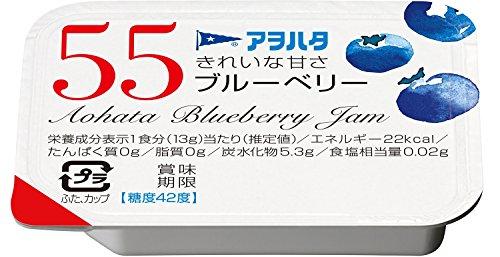 アヲハタ 55 ブルーベリー 13g×24