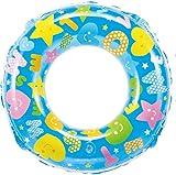 ヒオキ 浮き輪 キラキラポップウキワ 50cm