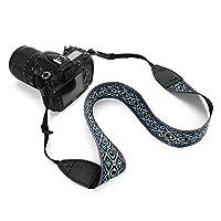 ysinobearカメラストラップビデオカメラネックショルダーベルトボヘミアストラップすべてのDSLRカメラNikon Canon Sony Olympus Samsung