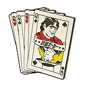 荒木飛呂彦の世界 コースターギャラリー vol.1 武装ポーカー 単品