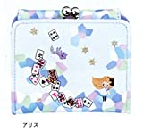 Petit fleur Fairy Tale(プチフルール フェアリーテイル) 二つ折り財布 アリス